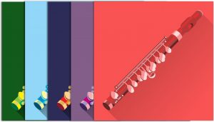 Flute solo - the third in my recommended online learning pathway