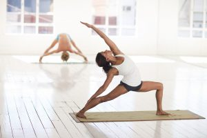 yoga can help with breath support